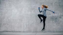 Exercices d'échauffement musculaire