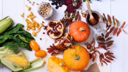 Recettes d'automne faciles et saines