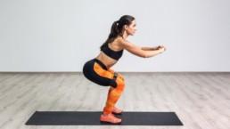 Comment faire des squats correctement et sans se fatiguer le dos