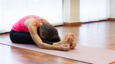 Le yin yoga : La chenille.