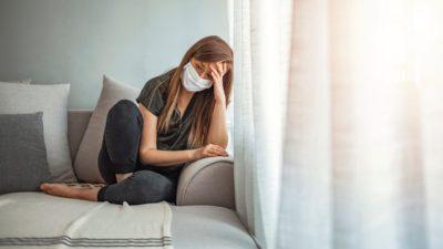 Les personnes souffrant de COVID19 persistante pourraient voir leur état s'améliorer grâce à la vaccination