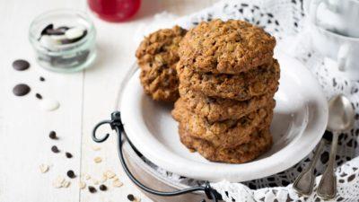 Biscuits sans gluten.
