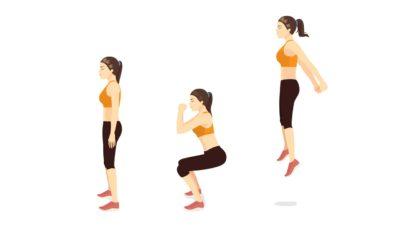 Les 6 meilleurs exercices fonctionnels : Sauts.