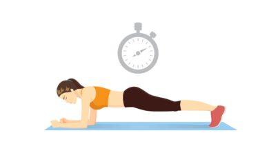 Les 6 meilleurs exercices fonctionnels : Planche.