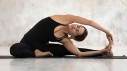 Postures de yoga pour assouplir l'ouverture des jambes