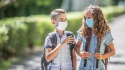 Le risque de COVID19 grave chez les enfants est très faible
