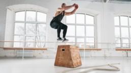 Box Jump: dépassez vos limites avec les exercices pliométriques