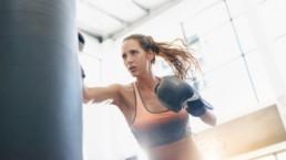 Perdez des calories en un seul cours grâce au Fitboxing!
